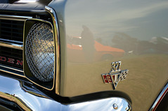 327 (Kent Holloway) Tags: hk 300d canon300d chrome 1968 digitalrebel coupe holden monaro reflextion gts 327 allmonaroday
