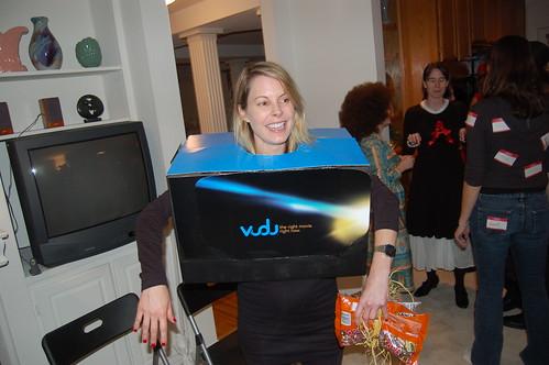 Vudu Costume