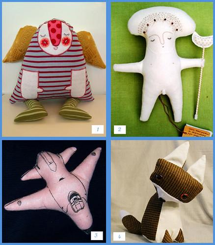 Plush Art Toys