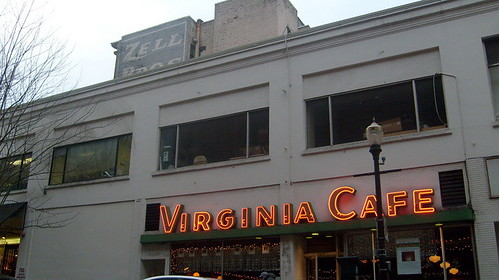 The Virginia Cafe