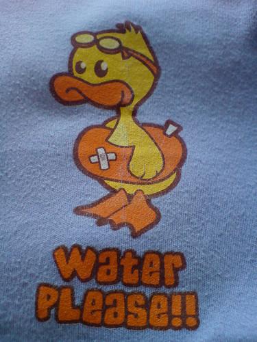water please!!