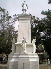 plaza rizal  Naga City