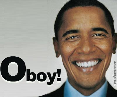 Oboy, Obama!