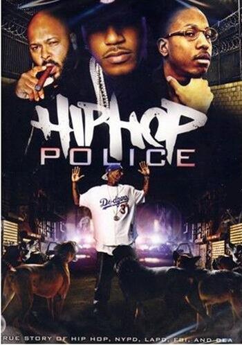 hip hop police dvd