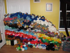 Everything but the rug yarn