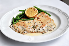 Mon Ami Gabi Lemon Chicken Paillard (disneymike) Tags: vegas food chicken french restaurant hotel lemon nikon breast lasvegas nevada casino meat resort greenbeans nikkor d3 parislasvegas haricotvert chickenbreast 50mmf14d paillard monamigabi lemonbutter lemonsauce lemonbuttersauce