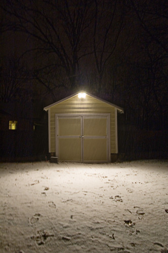 Our Shed