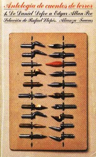 Cuentos De Terror. Antologia de Cuentos de Terror