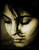 (Yug_and_her) Tags: life portrait people urban woman india texture girl beautiful face lady photoshop hair touch human adobe hyderabad incredible contemplate lightroom telugu yuga artlibre tammareddy yugandhar