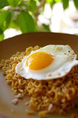 Mee goreng (akiko@flickr) Tags: food egg meegoreng