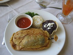 Chili Relleno (OriginalTwistedSpinster) Tags: food oaxaca huatulco
