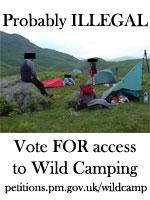 pro-wildcamping