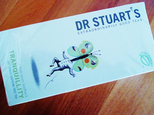 Dr Stuart Tea