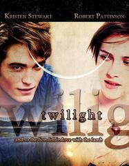 Twilight Fan Made Movie Poster (vball * LoveR) Tags: robert movie swan twilight vampire books edward stewart kristen bella vampires cullen pattinson