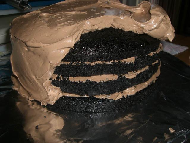 Cake porn
