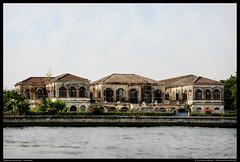 Abandoned Indara School, Pinklao - Bangkok