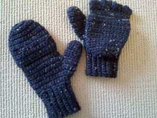 Ravelry crocheted mittens fingerless gloves womens pattern by by hiddenheart flickr dt1010fo