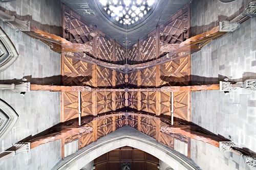 St. Edmunds: Hammer Beam study