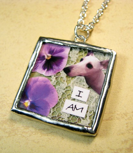 Tokenblogger's Pendant :: Front
