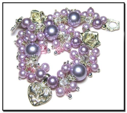 Love Speaks Softly Charm Bracelet SOLD