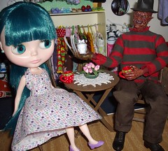 Freddy's Tea Party