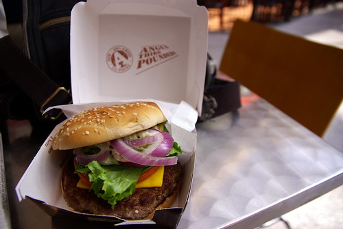 McDonald's Angus 1/3 Pound
