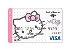 bank of america debit card