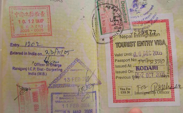Passport:tibet_nepal_india