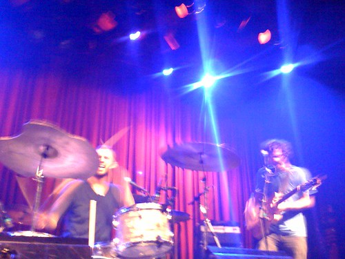 White Denim @ The Fillmore, San Francisco 5/10/08
