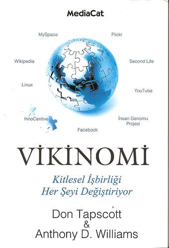 Vikinomi // Don Tapscott & Anthony D. Williams