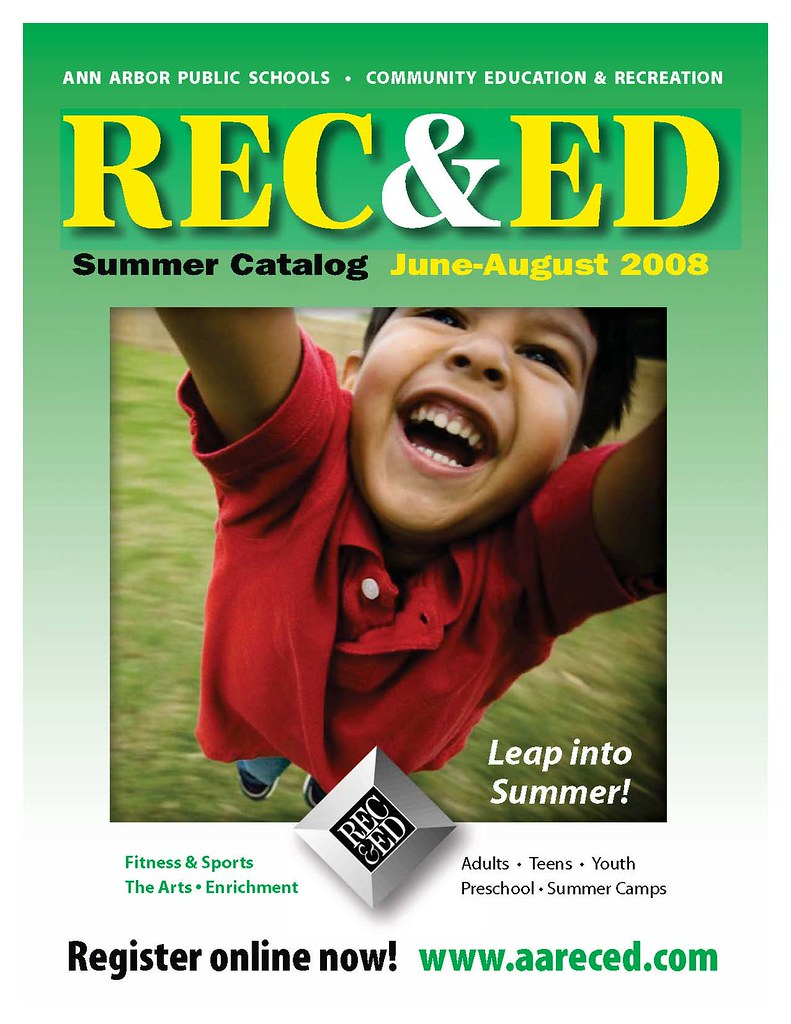 Summer RecEd Cover