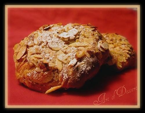 Parisian Almond Croissant