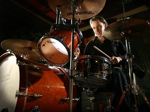 Jesse Godin (Drummer) Promo