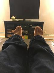 IMG_4713 (_bagent1) Tags: myfeet boyfeet chubbyfeet barefeet bearfeet thickfeet chubbytoes chubby chubbysoles soles slides sandals tops toes