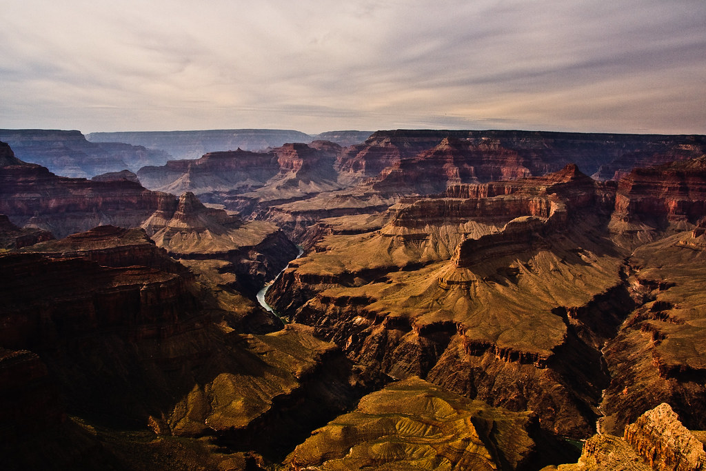 An Evening with the Grand Canyon
