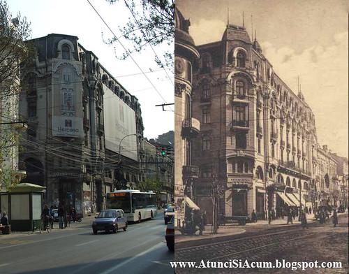 Bucuresti - Hotel Palace