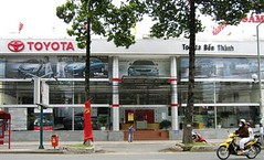 Showroom Toyota Bến Thành