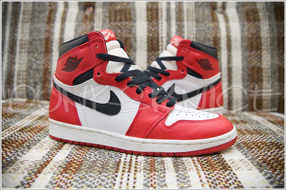1994 Red/White I's.