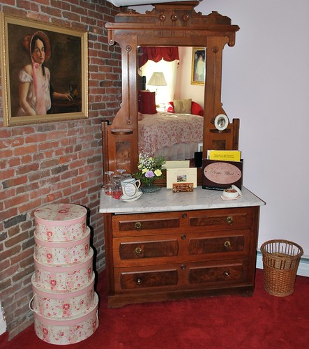 Dresser in Prince Alfred Room