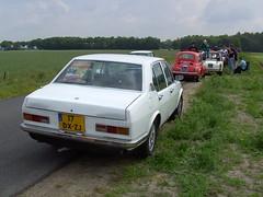 1974 Alfa Romeo Alfetta (Davydutchy) Tags: netherlands car june classiccar automobile ride alfa oldtimer rit veteran alfaromeo friesland alfetta klassiker joure fryslân 2011 vroem vroem2011