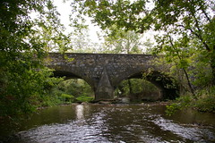 Beaver Creek stone bridge, Washington County, Maryland