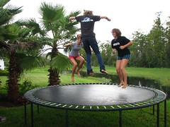 Trampoline is back!