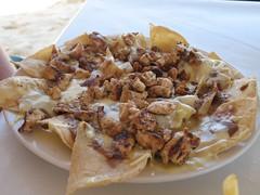 Best Nachos EVER (Tracykins) Tags: food yum playadelcarmen tasty best nachos playamaya