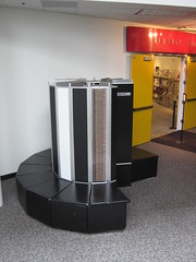 Cray-1 as lounge chair