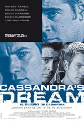 poster Cassandra's dream Woody Allen