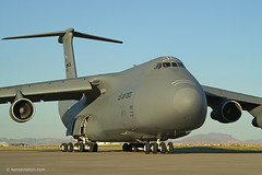 Lockheed C-5 Galaxy (Ken's Aviation) Tags: airshow galaxy elpaso lockheed c5 2007 amigoairsho 680213