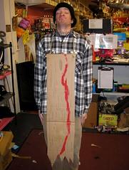 Jeff the Plank