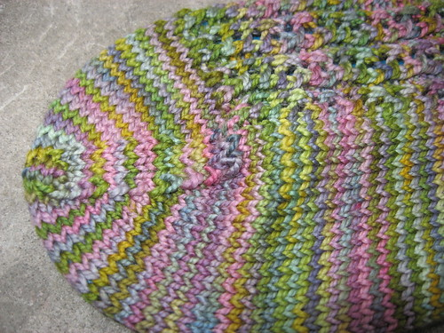 Central Air Sock in Koigu P116
