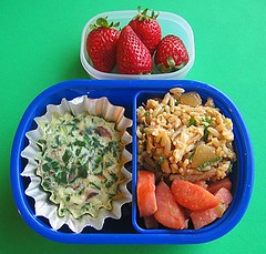 Weekly kid bento round-up