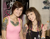 Suicide Girls at the Ventura Tattoo Expo Suicide Girls at